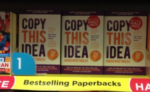 Copy This Idea In WH Smiths