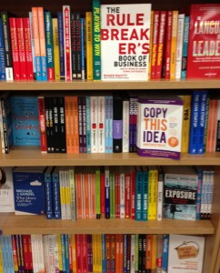 Copy This Idea On Display in WH Smith